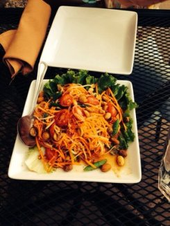 Papaya Salad-Yumm