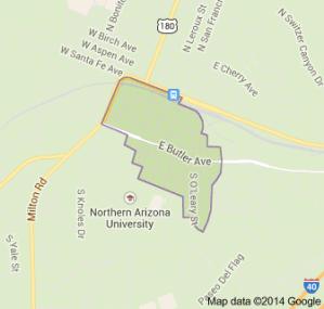 southside flg map